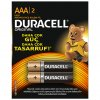 DURACELL INCE PIL 2 ADET