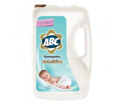 ABC SOFT SENSİTİVE YUMUŞATICI 5 Lt