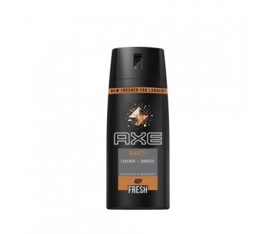 AXE DEO WHAT?! LEATHER+ COOKIES 150 ML