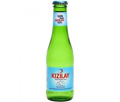 KIZILAY SADE MADEN SUYU 200 ML