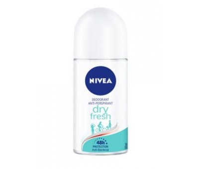 NIVEA DRY FRESH ROLL ON 50 ML