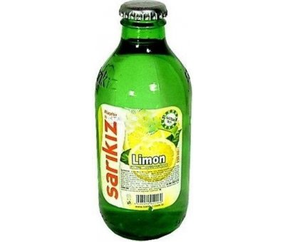 SARIKIZ SODA LIMON 200 ML