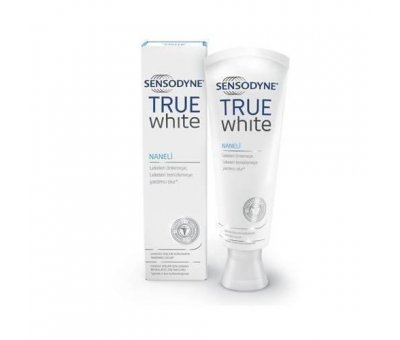 SENSODYNE TRUE WHITE NANELI 75 ML