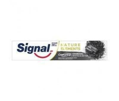 SİGNAL NATURE ELEMENTS CHARCOAL WHİTE