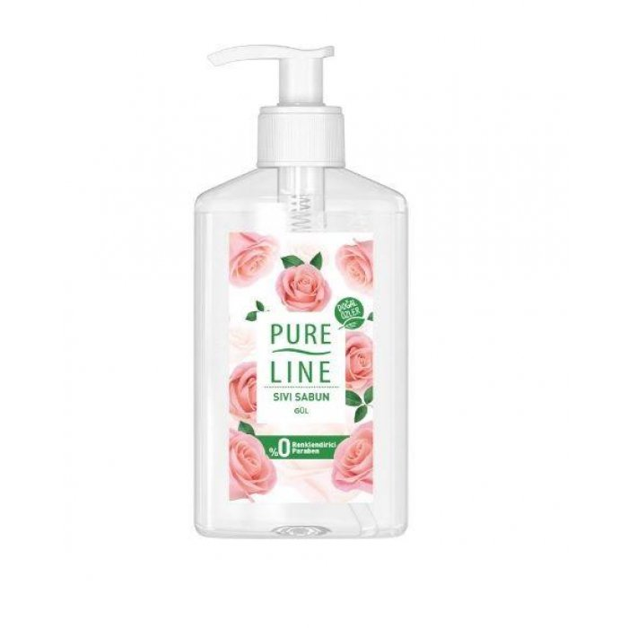 PURE SIVI SABUN GUL 280 ML